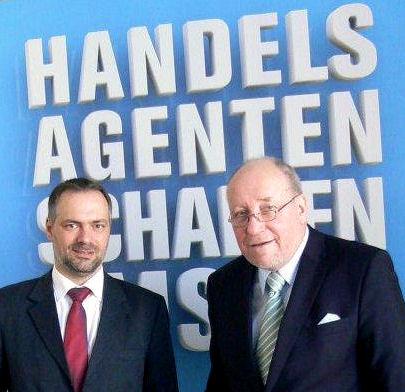 BGO Robert M. Hieger zu Besuch in Wien