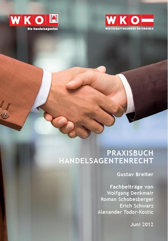 Rechtliches Praxishandbuch für Handelsagenten