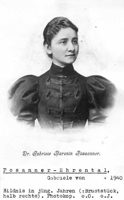 Die Ärztin Gabriele Possanner